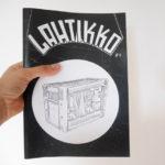 Arvostelussa Lahtikko-lehti