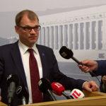 Kasper Diem -blogi: Pääministerille kunniamerkin lisäksi urheusmitali