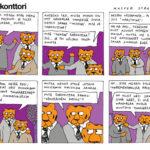 Sarjakuvakeskiviikko: Tiikerikonttori