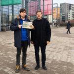 """Kasperin ja Mikon podcast Vuosaaressa: """"Delfiini toimisi paremmin mattapintaisena"""""""