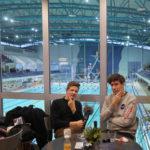 """Kasperin ja Mikon podcast uimahallissa: """"Tehdään urheilusta taas freesiä ja striittiä"""""""