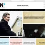 Vuoden graafikko (2013) arvostelee presidenttiehdokkaiden nettisivut osa 1: Sauli Niinistö