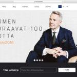 Vuoden graafikko (2013) arvostelee presidenttiehdokkaiden nettisivut osa 3: Pekka Haavisto