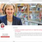 Vuoden graafikko (2013) arvostelee presidenttiehdokkaiden nettisivut osa 8: Tuula Haatainen