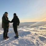 Kasperin ja Mikon podcast Lapissa LIVE