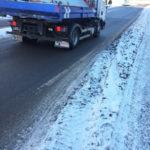 Raportti: Katujen uudet lumensäilytyskaistat toimineet odotettua paremmin