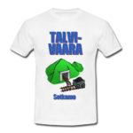 Uuden vuosituhannen rakastetuimmat suomalaiset nähtävyydet nyt T-paitoina