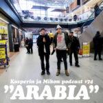 """Kasper ja Mikko Arabian kauppakeskuksessa: """"Tarkastelussa poddauksen matriarkaatti"""""""