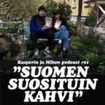 """Kasper ja Mikko maistavat Suomen suosituinta kahvia: """"Rulet ovat tehty bendattaviksi"""""""
