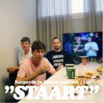 """Kasperin ja Mikon podcast Staart-toimistossa: """"Let's put the aaah back in laaahna"""""""