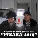 """Kasperin ja Mikon podcast raikkaan veden äärellä: """"Kiitos ämpäri"""""""