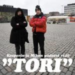 """Kasperin ja Mikon podcast: """"Tori.fi:llä tavataan"""""""