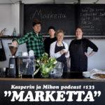 """Kasperin ja Mikon podcast kahvila Marketassa: """"Dark sisu"""""""