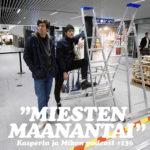 """Kasper ja Mikko Miesten maanantaissa: """"Rautainen Valentin Dikulis"""""""