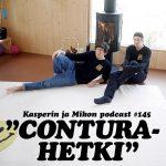 """Kasperin ja Mikon podcast takkatulen äärellä: """"Kymmenen kilon ylipainolla voit säästää pitkän pennin"""""""