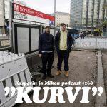 """Kasperin ja Mikon podcast Kurvissa: """"#kasperintorstai"""""""