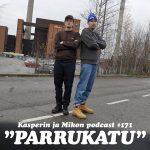 """Kasper ja Mikko Parrukadulla: """"Mitä jos Alvar Aallon nimi olisikin ollut Alvar Palikka?"""""""